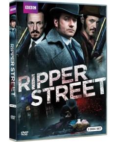 Ripper Street season 1 ดีวีดี พากย์ไทย+บรรยายไทย 3 แผ่นจบ*master