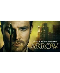 Arrow season 2/โคตรคนธนูมหากาฬ ปี 2 ดีวีดี บรรยายไทย 12 แผ่นจบ*by GD_series
