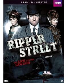 Ripper Street Season 2 ดีวีดี (พากย์ไทย+ซับไทย) 3 แผ่นจบ*master