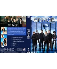 Fringe season 5 / ฟรินจ์ เลาะปมพิศวงโลก ปี 5 (DVD พากย์ไทย) 2 แผ่นจบ*master
