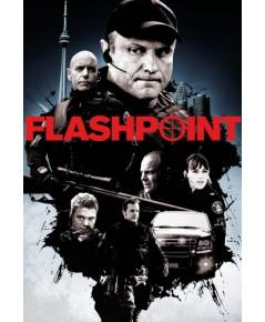 FlashPoint Season 5 หน่วยสวาทสาดโคตรกระสุน ปี 5 DVD 4 แผ่นจบ* พากย์ไทย+บรรยายไทย