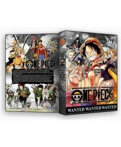 One Piece Season 8 [Water Seven] พากย์ไทย-บรรยายไทย DVD แผ่น 58-66 (ตอนที่ 229-264) 9 แผ่น