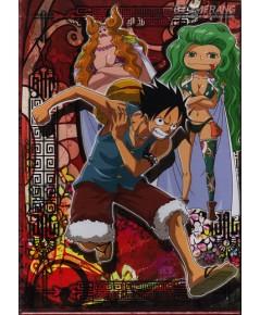 One Piece Season 12 [Amazon Lily] พากย์ไทย-บรรยายไทย DVD แผ่น 102 -105 (ตอนที่ 405-420) 4 แผ่น
