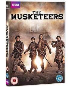 The Musketeers Season 1(2014) DVD (พากย์ไทย-บรรยายไทย) 4 แผ่นจบ*master