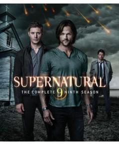 Supernatural Season 9 ล่าปริศนาเหนือโลก DVD บรรยายไทย 6 แผ่นจบ*master