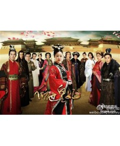 หม่าฟู่หยา จอมใจบัลลังก์เลือด /Qing Shi Huang Fei (DVD บรรยายไทย) 8 แผ่นจบ