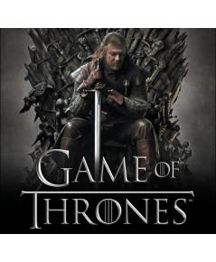 Game of Thornes season 1- 4/มหาศึกชิงบัลลังก์ ปี 1-ปี 4 DVD พากย์ไทย-บรรยายไทย 20 แผ่นจบ*master