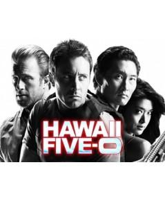 Hawaii Five-O Season 4 มือปราบฮาวาย ปี 4 DVD พากย์ไทย 5 แผ่นจบ
