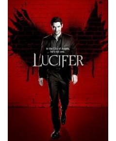 Lucifer Season 1 ลูซิเฟอร์ยมทูตล้างนรก ปี 1 DVD บรรยายไทย 3 แผ่นจบ