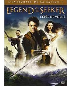 Legend of the Seeker season 2/ อภินิหารตำนานแห่งผู้ล่า ปี 2 DVD พากย์ไทย 6 แผ่นจบ