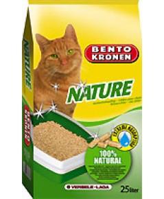 อนามัยแมว ผลิตจากไม้ธรรมชาติ Bento Kronen Nature บรรจุ 15 K.G