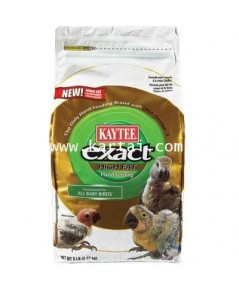 KATEE HIGH FAT อาหารลูกป้อน สูตรโปรตีนนม ไขมัน และพลังงานสูง สำหรับนกเล็ก-นกใหญ่ ทุกชนิด บรรจุ 5 lb.