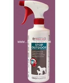 Stop Outdoor สต็อปเอาท์ดอร์ สำหรับ สุนัข แมว บรรจุ 500 ml.
