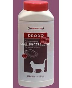 ผงระงับกลิ่นแมว Deodo Flower Perfume บรรจุ 750 g