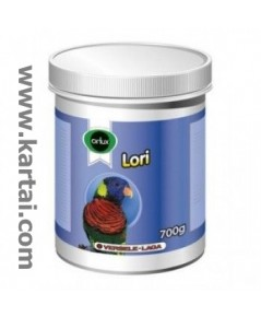 Or. Lori อาหารชง ปั้นเป็นก้อน สำหรับนกโลรีโต เกรดพรีเมี่ยม บรรจุ 700 กรัม