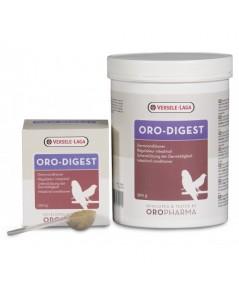 Oro-Digest ช่วยย่อยอาหาร ของลูกนก และนกโต ใช้ผสมในอาหาร หรือในอาหารลูกป้อน บรรจุ 500 กรัม