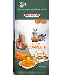 Crock Complete carrot ขนมหนูแก๊สบี้ และหนูทุกชนิด รสแครอท บรรจุ 50 กรัม