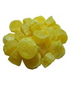 แกนสับประรด อบแห้ง ขนมมากประโยชน์ ช่วยระบาย และขับก้อนขน บรรจุ 100 กรัม