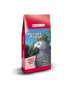 Parrot A อาหารนกแก้ว เกรดเอ เหมาะสำหรับนก มาคอร์ แอฟริกันเกร์ กระตั้ว อีเล็คตรัส บรรจุ 15 กิโลกรัม