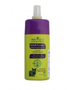 Hairball Spray Cat สเปร์ฉีดป้องกันการหลุดร่วงของเส้นขน ลดโอกาสการเกิดก้อนขน ในลำไส้แมว บรรจุ 250 ml.