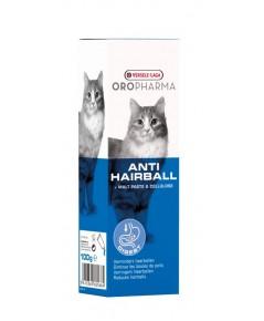 Anti Hairball ใช้ได้ทั้ง แมว กระต่าย ขับก้อนขน ด้วยอาหารเสริมไฟเบอร์ จากธรรมชาติ บรรจุ 100 กรัม