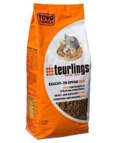 TOVO FORMULA อาหารสูตรพิเศษ สูตรเพิ่มสารอาหารประจำวัน มีโอเมก้า 3 และแร่ธาตุ บรรจุ 1 กิโลกรัม