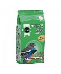 Insects patee อาหารแมลง สำหรับ นกกรงหัวจุก บินหลา กางเขนดง น้ำหนัก 200 กรัม บรรจุ 1 ถุง
