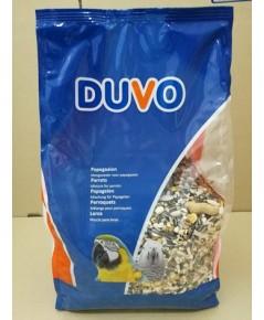 DUVO Premium อาหารนกแก้วปากขอ ธัญญาพืชผสม บรรจุ 3 กิโลกรัม