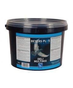 Beyers เดลิมัลติมิกซ์ แร่ธาตุผสมอาหาร สำหรับสัตว์ปีก ที่ใช้พละกำลังในการแข่งขัน บรรจุ 5 กิโลกรัม
