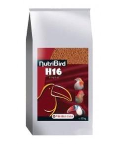 Nutribird H16 สำหรับนกเงือก ฮอร์นบิล บรรจุ 10 กิโลกรัม