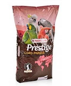 Prestige อาหารนกแก้วอเมซอน สูตรโลโรพาร์ค Amazon บรรจุ 15 กิโลกรัม