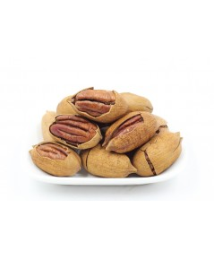 Pecan Nut ถั่วพีแคน เกรดพรีเมี่ยม ทานได้ทั้งคน และนก บรรจุ 10 เม็ด