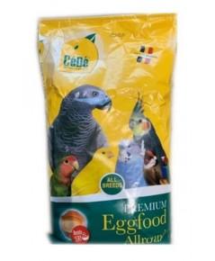 C.D PREMIUM อาหารไข่ สูตรบำรุงขน บำรุงร่างกาย สำหรับนกทุกชนิด บรรจุ 10 กิโลกรัม