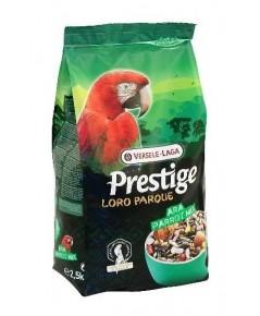 Prestige Loro Parque อาหารนก มาร์คอร์ กระตั้วใหญ่ บรรจุ 2.5 Kg.