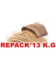 Wheat ข้าวสาลี อาหารนกธัญญาพืชนำเข้า นิยมมากในต่างประเทศ แบ่งจำหน่าย 13 กิโลกรัม
