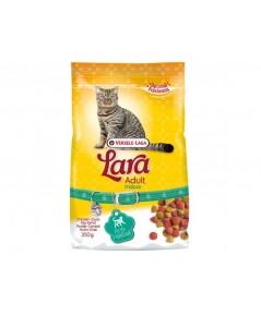 Lara Adult Indoor อาหารแมวโต สูตรเลี้ยงในบ้าน กิจกรรมน้อย บรรจุ 2 กิโลกรัม
