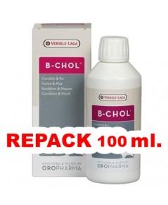 B-chol บำรุงตับ กระตุ้นการผลัดขน ลดอาการบอบช้ำ แบ่งจำหน่าย 100 ml.