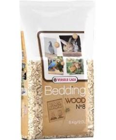 Bedding Wood เบอร์ 8 ผลิตจากไม้บีชเกรดเอ ใร้ฝุ่น ไม่เป็นขุย ดูดซับความชื้น กำจัดกลิ่น บรรจุ 5 K.G