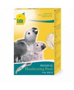CeDe Formula อาหารลูกป้อน สูตรลูกนกทั่วไป ย่อยง่าย มีวิตามิน C+D3 แร่ธาตุ บรรจุ 1 กิโลกรัม