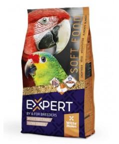 Expert Soft Food Extra Coarse อาหารไข่ผง ชนิดหยาบ สำหรับนกปากขอ ทุกชนิด บรรจุ 1 กิโลกรัม