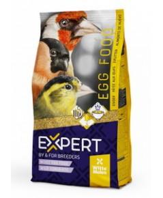 EGG wild Songbirds อาหารไข่บำรุงเสียง สำหรับนกชอบร้อง อาทิ นกกรงหัวจุก ฟินซ์ บินหลา กางเขนดง 1KG.