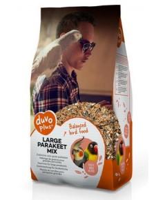 DUVO LARGE PARAKEET MIX อาหารนก คอนนัวร์ ค็อกคาเท็ล ริงเน็ค บรรจุ 20 กิโลกรัม