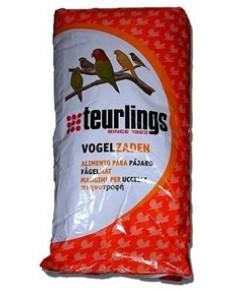 teurlingsย่าง อาหารนกธัญพืชรวม คอนนัวร์ ค็อกคาเทล ริงเน็ค แขกเต้า แก้วโม่ง บรรจุ 23 กิโลกรัม
