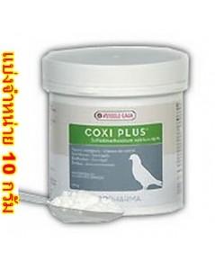 Coxi Plus ป้องกัน และรักษาโรคท้องเสีย บิด ท้องร่วง ถ่ายเหลว ขี้เขียว แบ่งจำหน่าย 10 กรัม