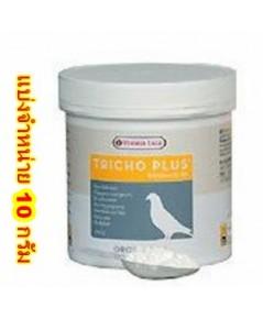TRICO PLUS ยาฆ่าเชื้อ ป้องกันและรักษาโรค แคงเกอร์ หรือ โรคคอดอก แบ่งจำหน่าย 10 กรัม