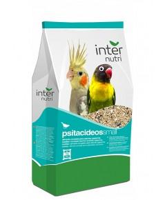 INTERNUTRI SMALL PARROT MIX อาหารนก คอนนัวร์ ค็อกคาเท็ล ริงเน็ค บรรจุ 20 กิโลกรัม