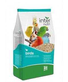 INTERNUTRI SMALL PARROT MIX อาหารนก หงษ์หยก เลิฟเบิร์ด ฟอฟัส ฟินซ์ คีรีบูน บรรจุ 20 กิโลกรัม