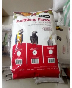 ZUPREEM อาหารนก สูตรอาหารประจำวัน สำหรับ แอฟกันเกร์ คอนนัว อีเล็คตรัส บรรจุ 15 กิโลกรัม