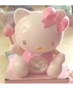 นาฬิกาปลุก ตั้งโต๊ะ คิตตี้ Kitty นางฟ้า สวยมากค่ะ