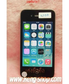 Iphone4 (Black 16GB) ส่งฟรี+EMS(N)